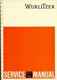 Ein Original-Manual aus dem Jahr 1970