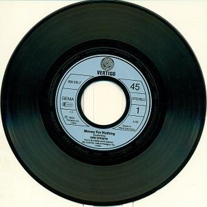 Beispiel zu einer 7-Inch-Single